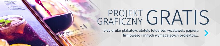 Projekt graficzny gratis